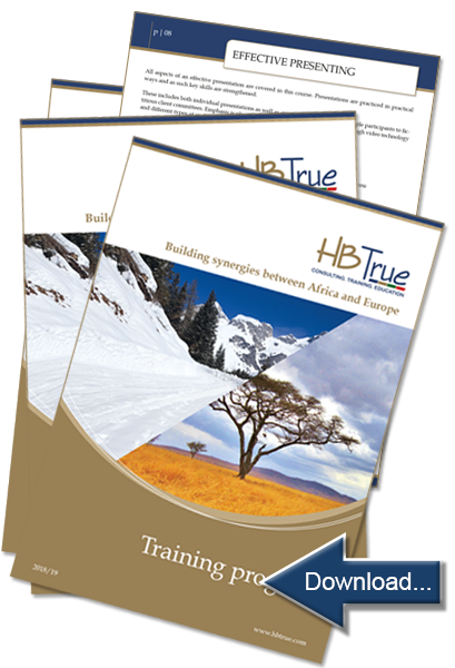 Training program HBTrue